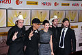 Goldene Kamera 2012 - The Voice 1.JPG