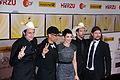 Goldene Kamera 2012 - The Voice 1.JPG