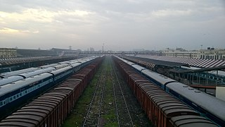 Gorakhpur Junction railway station Railway station in Uttar Pradesh India