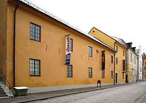 Gotland Museum - Gotlands Museum, main building