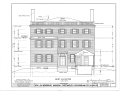 Governor Levi Woodbury House, Woodbury Avenue and Boyd Road, Portsmouth, Rockingham County, NH HABS NH,8-PORT,123- (sheet 7 of 51).png
