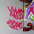 Graffiti Hermann Zens Brücke (Freiburg im Breisgau) jm23002.jpg