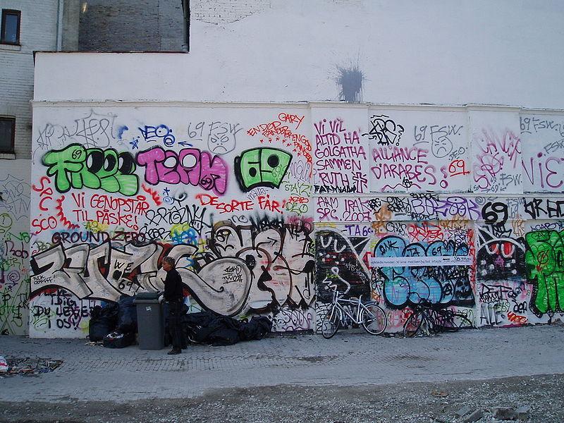 Grafitti Jagtvej
