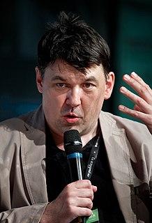 Graham Linehan Irish screenwriter