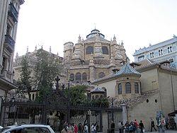 Catedral de Granada, de estilo renacentista