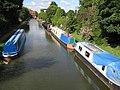 Grand Union Canal, Aylesbury Arm, Walton Street Basin - geograph.org.uk - 903616.jpg