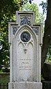 Grave of Carl Friedrich Gauß at Albani-Friedhof Göttingen 2017 01.jpg