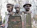 Grave of Janusz Zakrzeński at Powązki Cemetery - 02.jpg