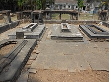 Graves of Nawazish Muhammad Khan and family, Motijheel Murshidabad.jpg