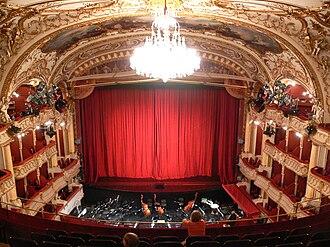 Graz Opera - Main auditorium