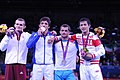 Greco-Roman wrestling competition of the London 2012 Games 6.jpg