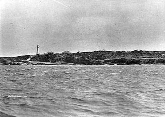Green Cape Lighthouse - Green Cape, 1902
