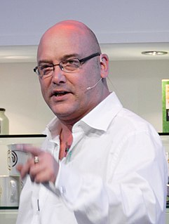 Gregg Wallace Chef and pudding enthusiast