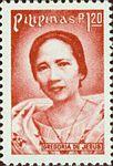 Gregoria de Jesus 1978 stamp of the Philippines.jpg