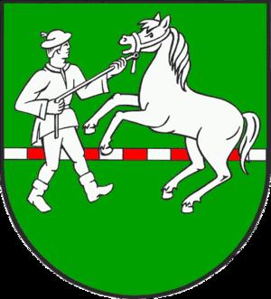 Gribbohm - Image: Gribbohm Wappen