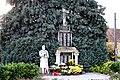 Großwarasdorf - Kleinwarasdorf, Kriegerdenkmal (01).jpg