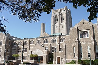 Grosse Pointe Memorial Church United States historic place