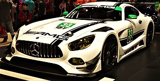 Riley Technologies - 2017 Riley Motorsports Mercedes-AMG GT3 that races in IMSA GT Daytona