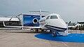 Gulfstream G280 N280GD PAS 2013 01.jpg