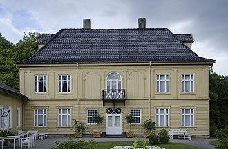 Gulskogen Manor - Gulskogen Manor in July 2017
