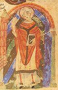 Gundekar II., Bischof von Eichstätt 1057-1075, im Pontifikale Gundekarianum.jpg