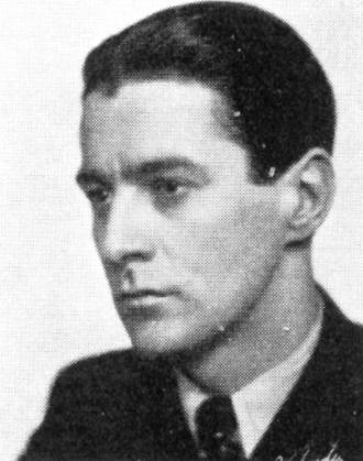 Gunnar Björnstrand - Björnstrand in 1940