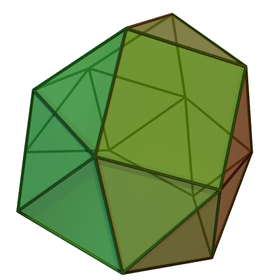 Image illustrative de l'article Coupole hexagonale gyroallongée