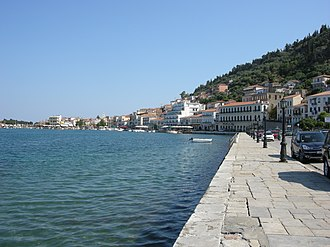 History of Sparta - Gytheum, Sparta's port