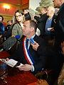 Hénin-Beaumont - Élection officielle de Steeve Briois comme maire de la commune le dimanche 30 mars 2014 (087).JPG