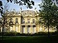 Hôtel Salomon de Rothschild, façade côté jardin.jpg