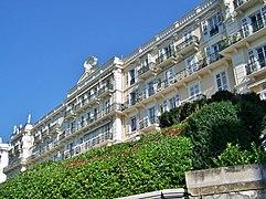 Aix-les-Bains — Wikipédia