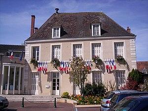 Montmorillon - The town hall in Montmorillon