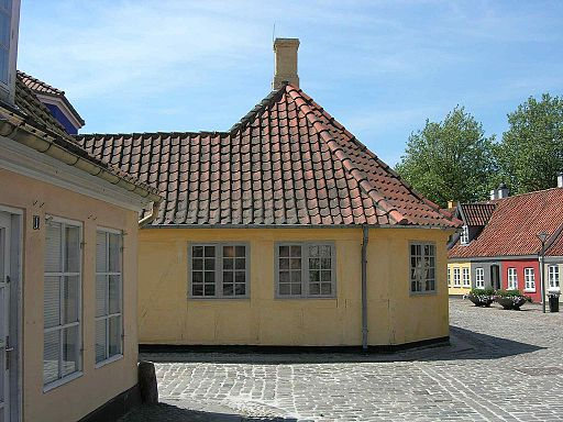 H.C. Andersens Hus (Geburtshaus)