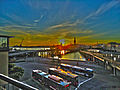 HDR Slussen sunset (10071421224).jpg