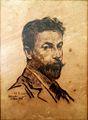HENRIQUE BERNARDELLI (1858 - 1936), Retrato de Alberto Nepomuceno, nanquim sobre papel, 30 de março de 1904, 27,5 x 20 cm, Foto Gedley Belchior Braga compactada.jpg