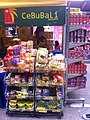 HK 中環 Central 遮打道 Chater Road Sunday 菲律賓 Food products of Philippine Jan-2012 Ip4.jpg