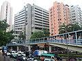 HK 元朗 Yuen Long 青山公路 Castle Peak Road On Lok Fung Yau Road Transport Plaza Sep 2016 DSC.jpg