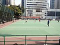HK 灣仔 Wan Chai 修頓花園 露天足球場 Southorn Playground outdoor football pitch Feb 2017 Lnv2.jpg