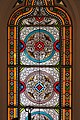 HK 薄扶林 PFL 伯大尼修道院 Béthanie Neo-gothic Chapel 新哥德式教堂 church window interior colorful March 2017 IX1 003 (1).jpg