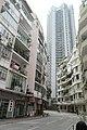 HK 香港 半山區 Mid-levels 列堤頓道 48 Lyttelton Road 俊傑花園 Scholastic Garden facades Fook Wah Mansion April 2017 IX1.jpg