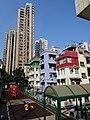 HK Sheung Wan 卜公花園 Blake Garden 順景雅庭 View Villa 38 Tai Ping Shan Street Jan-2015 TWGH Tower 125 DSC.JPG