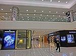 HK TST night Harbour City interior LCX shopping mall Mar-2013 Alfred Dunhill n 江詩丹頓 Vacheron Constantin.JPG