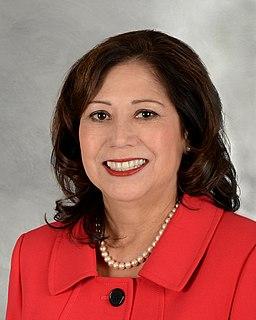 Hilda Solis 25th United States Secretary of Labor
