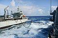 HMAS Sirius refueling a US Navy warship in 2013.jpg