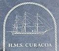 HMS Curacao Rangiriri curacoa memorial (cropped).jpg