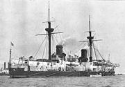 HMS Inflexible (1881)