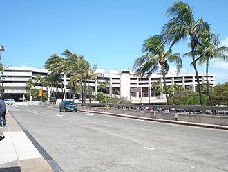 Daniel K. Inouye International Airport - Terminal 1