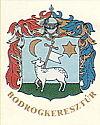 Huy hiệu của Bodrogkeresztúr