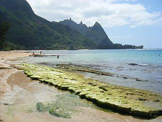 Haʻena State Park - Image: Haena Kauai