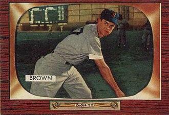 Hal Brown - Image: Hal Brown